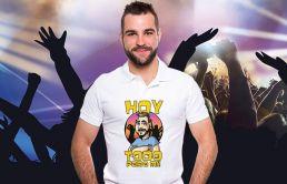 Camiseta personalizada con Caricatura
