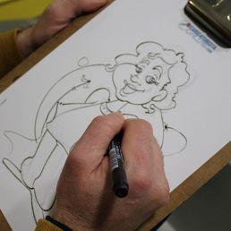 caricaturista Donato Sammartino