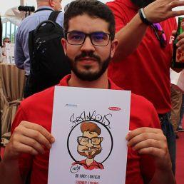 caricaturista online donato sammartino